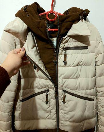 Куртка демисезон тёплая