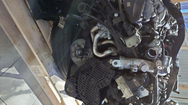 Двигатель MB 642826 w166