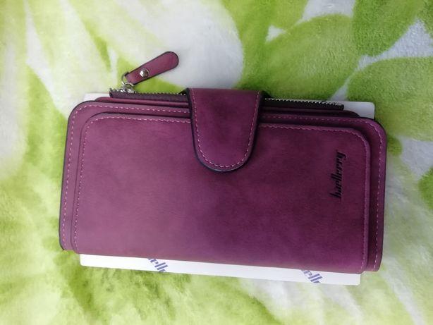 Клатч-гаманець