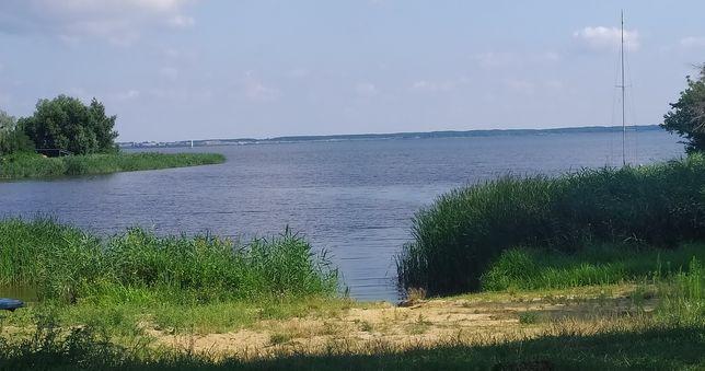 Продам участок на берегу Днепра в Обуховском районе.