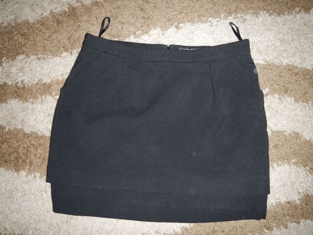 Spodnica tulipan 44 46 XXXL XXL spodniczka czarna