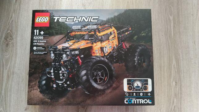 Klocki Lego TECHNIC 42099 Zdalnie sterowany pojazd terenowy NOWY