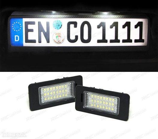 LUZES DE MATRÍCULA LED PARA BMW SERIE 5 E39 E60 E61