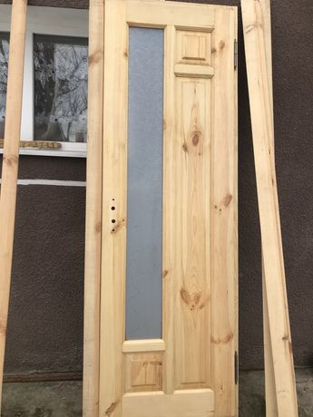 Дерев'яні двері ручної роботи