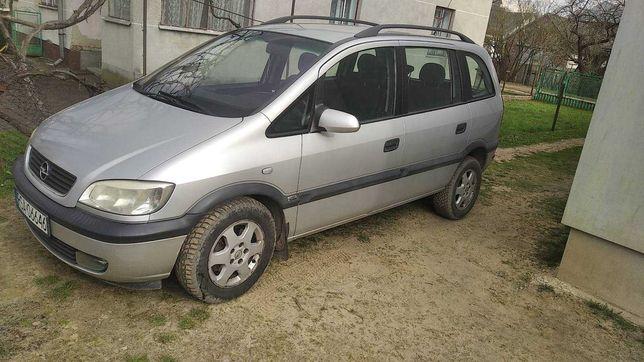 Opel zafira ТЕРМІНОВО