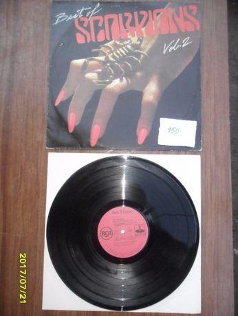 Пластинка Scorpions vol2