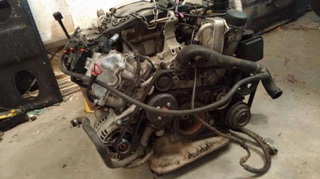 Motor e caixa automática Mercedes 320 V6