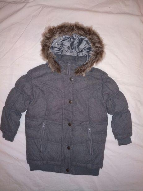 Зимняя курточка 5 лет