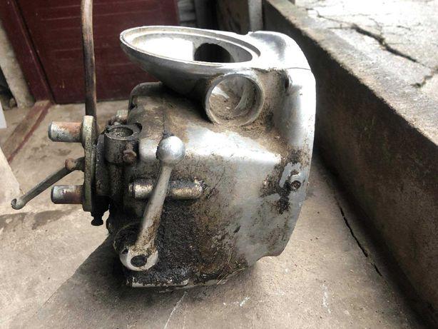 Skrzynia biegów w fajnym stanie URAL DNIEPR M-72 K-750