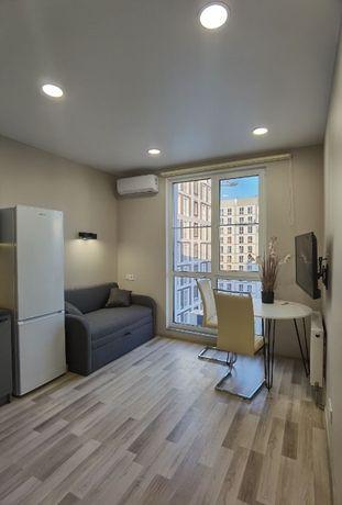 1к квартира, 36 м², ЖК Новая Англия, дом Честер, 15 этаж. Переуступка