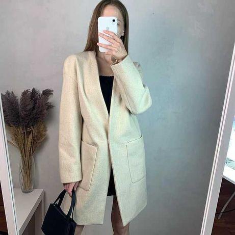 Очень Эффектное Пальто Zara