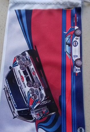 Bolsa para óculos Lancia Delta Martini