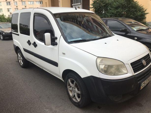 Fiat Doblo пасс. 2009 мультиджет