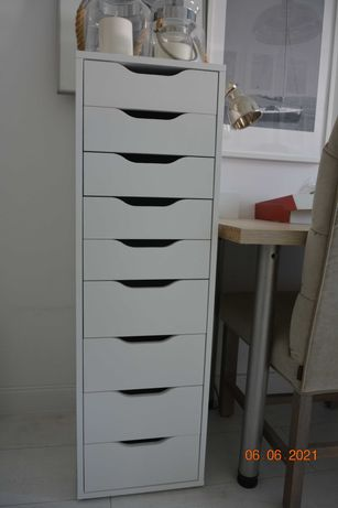 komoda biała Ikea nowa