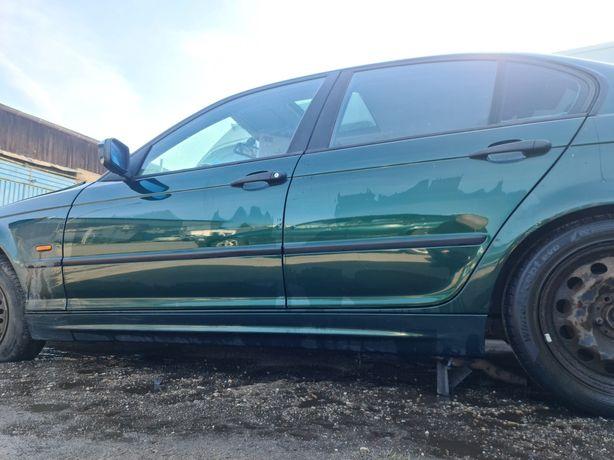 BMW e46 drzwi boczki mechanizm zamek