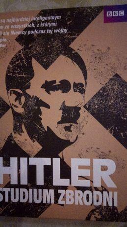 Hitler filmy 2 x DVD Narodziny Dyktatora + Kto zabił Hitlera ?
