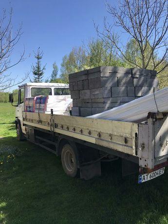 Вантажні перевезення до 5 тон