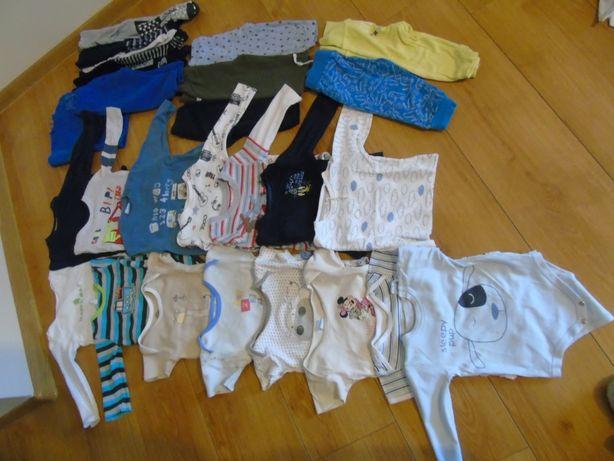 Ubranka dla dziecka rozmiar 74-80
