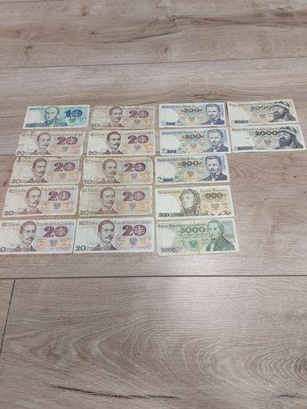 Banknoty PRL kolekcje