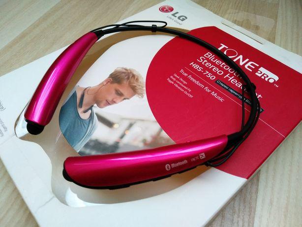 Бездротова стерео-гарнітура  Bluetooth Stereo Headset LG HBS-750.