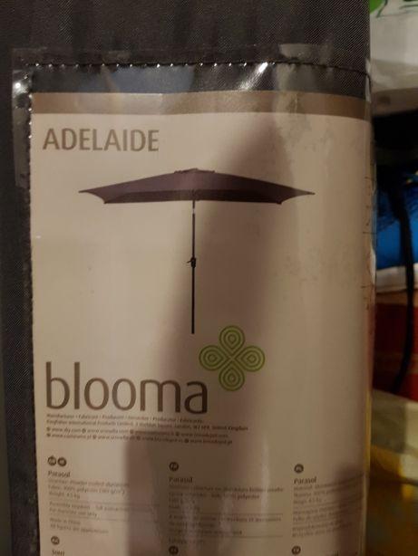 Nowy parasol ogrodowy balkonowy ADELAIDE BLOOMA 2x3m