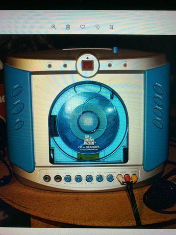 Karaoke com micro