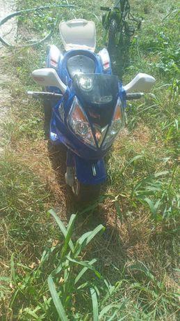 Продам детский мотоцикл электро