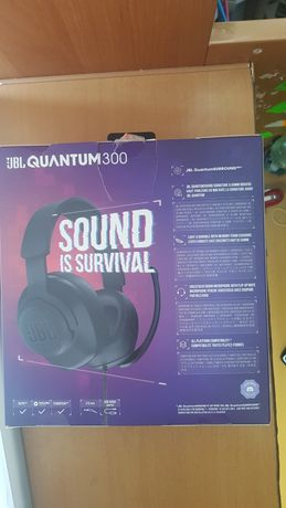 Słuchawki JBL Quantum 300