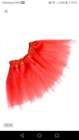 Nowa tiulowa spódniczka 30 cm