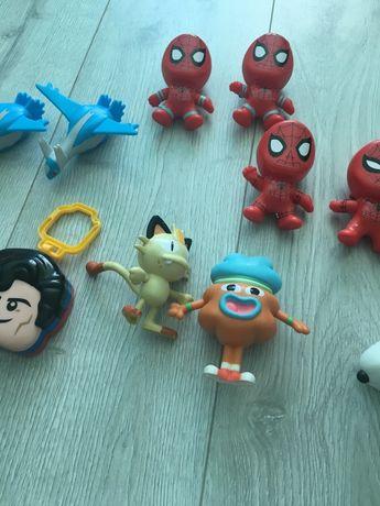 игрушки McDonald's