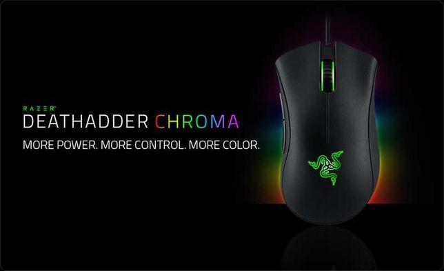 Топовая игровая мышка Razer Deathadder Croma
