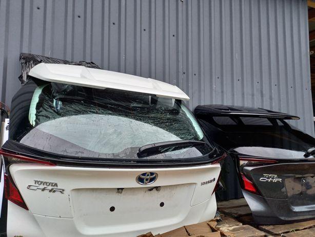 Двери ляда крышка багажника бампер Toyota C-HR chr цхр дверь