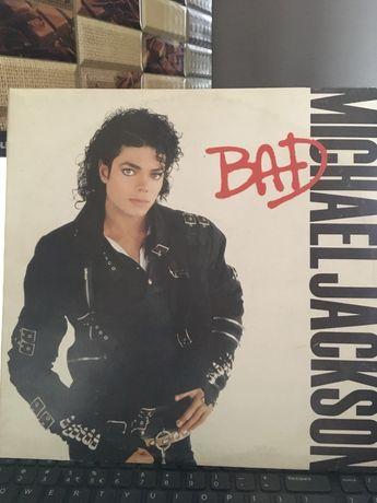Plyty winylowe Michael Jackson Bad sx2694