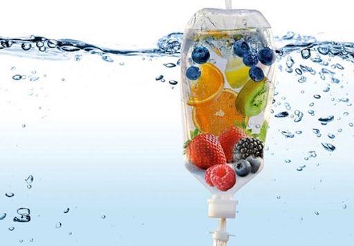 Kroplówka wzmacniająca | Na przeziębienie| grypę | osłabienie |