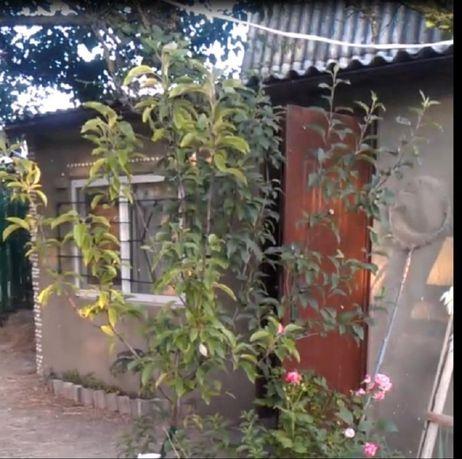 участок 4 соток с домом, Азовское море, Щелкино, Крым, продам ,обменяю