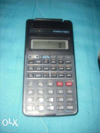 calculadora gráfica Casio Fraction