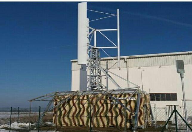Зеленая гибридная электростанция HPS 500