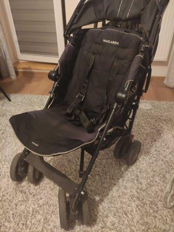 Spacerówka, wózek Maclaren techno xt