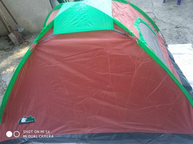 Палатка2703 очень недорогая но качественная из полиестера