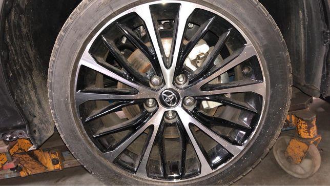 Диски Toyota Camry r18 оригинал