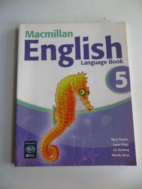 English Language Book, Level 5 - Macmillan