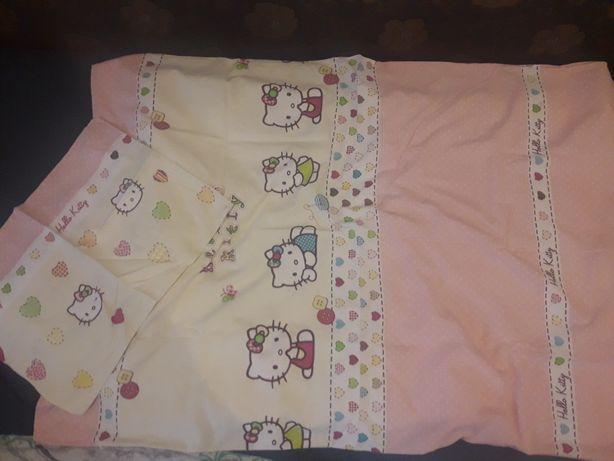 Sprzedam 2x pościel + kołdra poduszka ręcznik dla maluszka