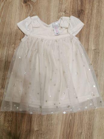 Sukienka C&A rozmiar 68.