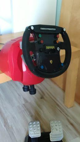Thrustmaster F1 pełny zestaw!