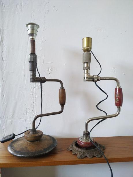 Lampki loft industrial PRL