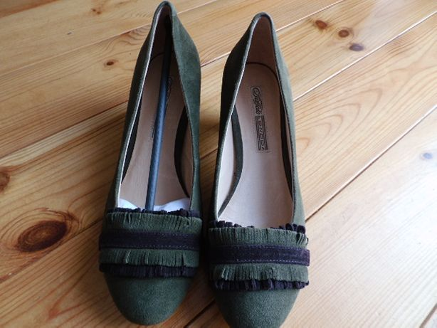 Buty czółenka BUFFALO LONDON r. 37 nowe