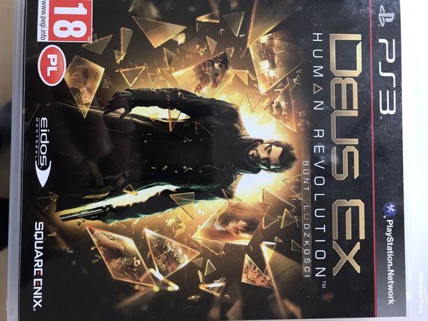 Deus Ex Mankind Divided PS3