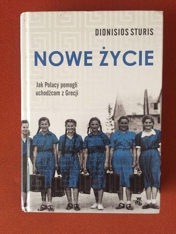 Nowe życie. Jak Polacy pomogli uchodźcom z Grecji. Dionisios Sturis