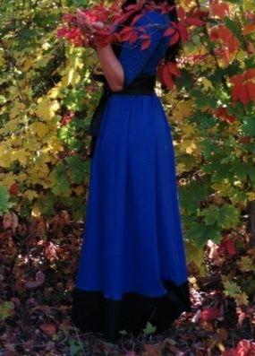 Платье в пол макси длинное нарядное