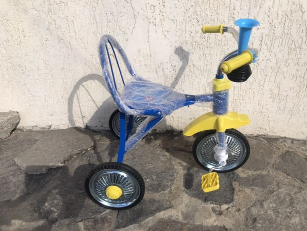 Велосипед трехкалесный новый